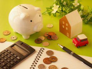 お金の勉強講座 家計管理 ブタの貯金箱
